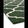 Albany Ogee Zöld Szőnyeg 80x150 cm