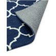 Albany Ogee Kék Szőnyeg 80x150 cm