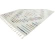 Ariana Színes Csíkos Szőnyeg 80x150 cm
