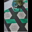 Camden Zöld Szőnyeg 120x170 cm