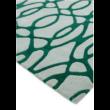 Matrix Inda Zöld Futó Szőnyeg 70x240 cm
