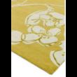 Matrix Virágos Sárga Szőnyeg 80x150 cm
