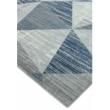 Orion Block Kék Szőnyeg 80x150 cm