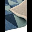 Reef Geometrikus Kék Szőnyeg 120x170 cm