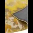 Saturn Sárga Kör Szőnyeg 200x200 cm