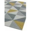 Sketch Kockák Okker Szőnyeg 120x170 cm