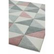 Sketch Kockák Pink Szőnyeg 120x170 cm