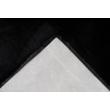 Heaven Fürdőszoba Szőnyeg Fekete 40x60 cm