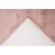 Heaven Fürdőszoba Szőnyeg Púder Rózsaszín 40x60 cm