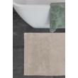 Bahamas Uni Bézs Fürdőszobaszőnyeg 40x60 cm