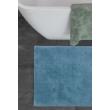 Bahamas Uni Világoskék Fürdőszobaszőnyeg 40x60 cm