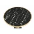 Lana 525 Arany/Fekete asztal