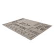 Finca 511 Ezüst Szőnyeg 60x110 cm