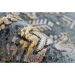 Orsay 700 Szürke Sárga Szőnyeg 80x150 cm
