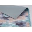 Pure & Soft szőnyeg 50x70cm Mentazöld háromszög mintás