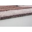 Pure & Soft szőnyeg 50x70cm Fa és Szív mintával barna