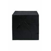 asztal fa fekete