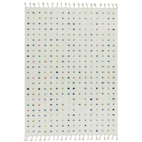 Ariana Színes Pöttyös Szőnyeg 80x150 cm
