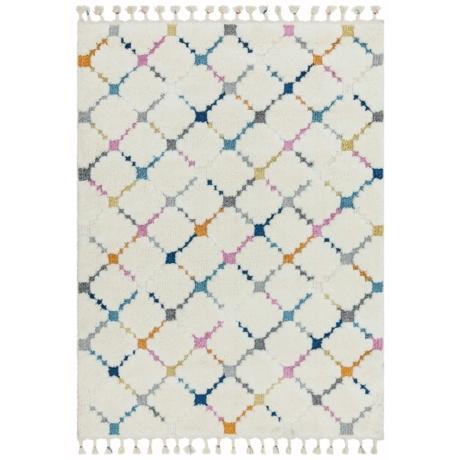 Ariana Színes Criss Cross Szőnyeg 80x150 cm