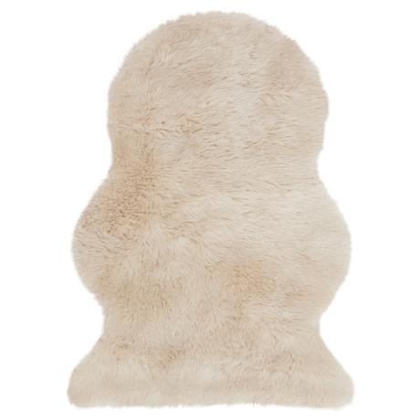Auckland Honey Sheepskin Szőnyeg 70x100 cm