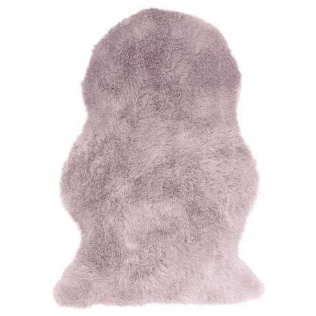 Auckland Rózsaszín Sheepskin Szőnyeg 70x100 cm