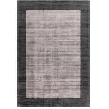 Blade Border Charcoal/Silver Szőnyeg 120x170 cm