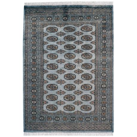 Bokhara Kék Szőnyeg 60x90 cm