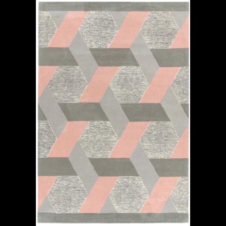 Camden Rózsaszín Szőnyeg 120x170 cm