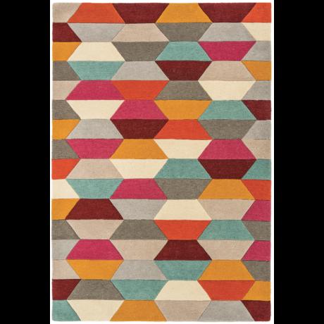 Funk Hexagon Szőnyeg 120x170 cm