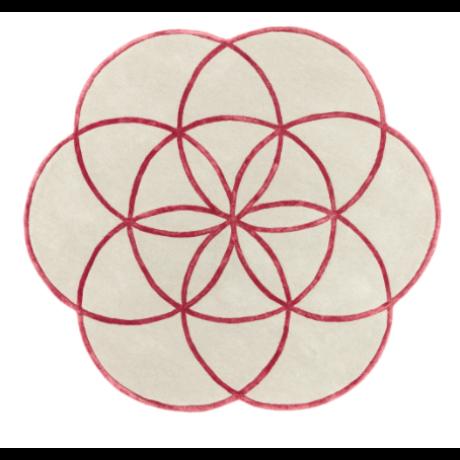 piros egyedi szőnyeg