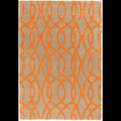 Matrix Inda Narancs Szőnyeg 120x170 cm