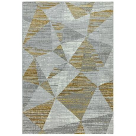 Orion Block Sárga Szőnyeg 80x150 cm