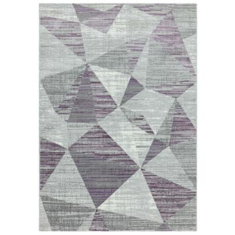 Orion Block Lila Szőnyeg 80x150 cm