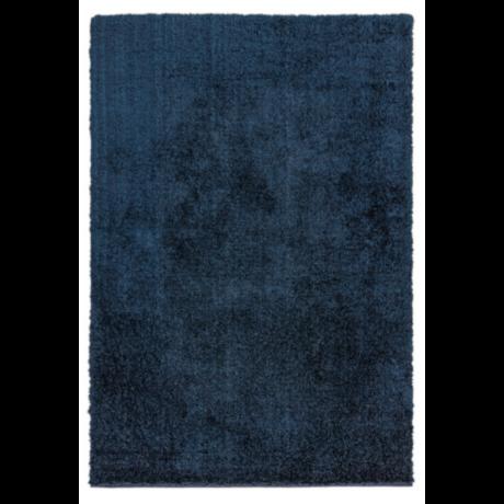 Payton Tengerészkék Shaggy Szőnyeg 120x170 cm