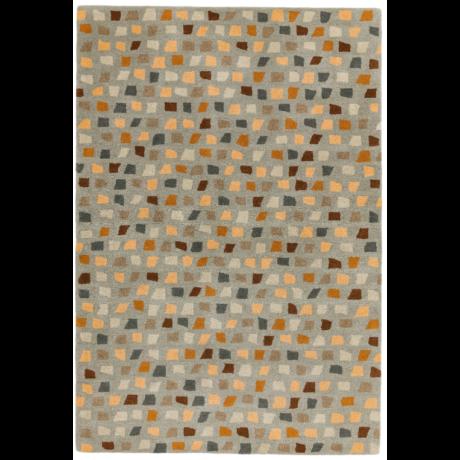 Reef Pixeles Szürke Szőnyeg 120x170 cm