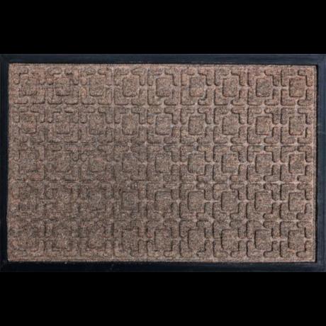 PP Mat Bordás Barna (326) Bejárati Szőnyeg 40x60 cm