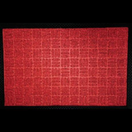 PP Mat Bordás Piros (337) Bejárati Szőnyeg 40x60 cm