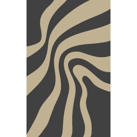 Malibu 401 Bézs Szőnyeg 80x150 cm