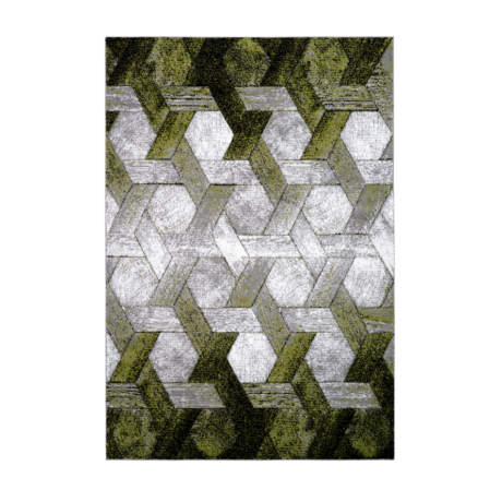 Malibu 101 Zöld Szőnyeg 80x150 cm