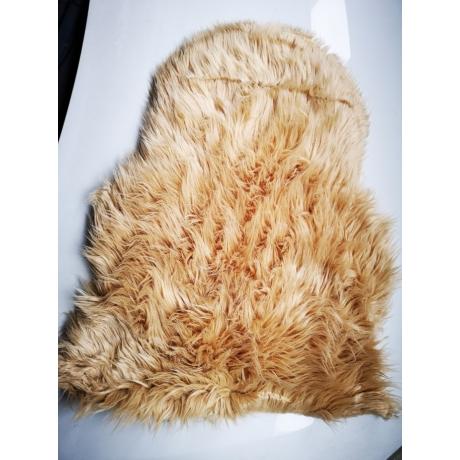 Sheepskin 3 Krém Szőnyeg 50x70 cm