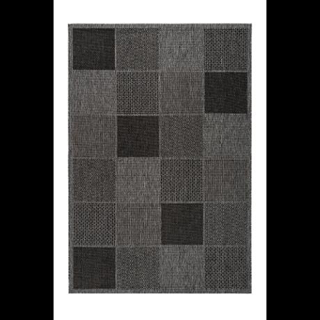 Sunset 605 Ezüst Szőnyeg 80x150 cm
