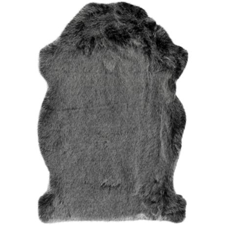 MySamba Antracit Szőnyeg 80x80 cm
