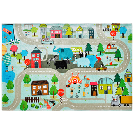 MyTorino Kids 231 Street Gyerekszőnyeg 120x170 cm