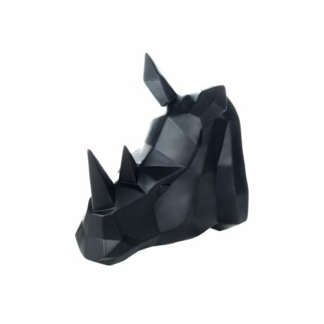 rhino fali szobor