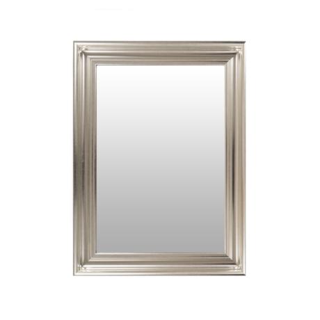 ezüst króm tükör