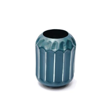 vani petrol fém váza