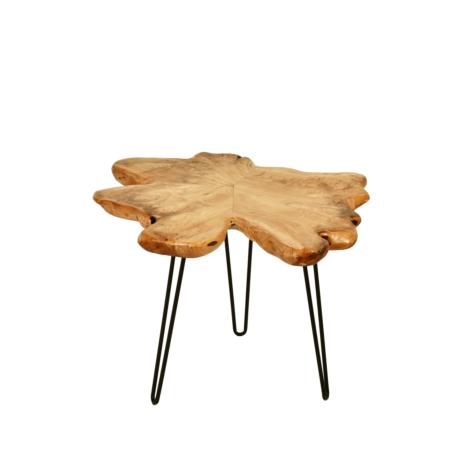 asztal natur kicsi
