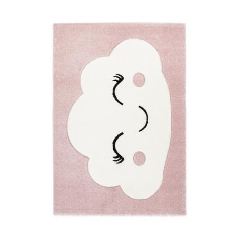 Amigo 328 Pink Gyereszőnyeg Felhővel 80x150 cm