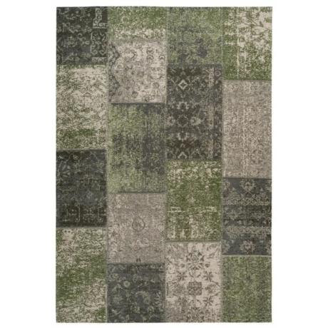 Pacino 990 Zöld Szőnyeg 80x150 cm
