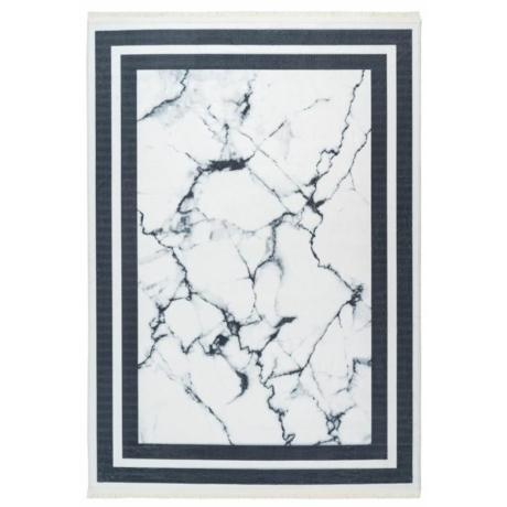 Peri 203 Ezüst Szőnyeg 80x140 cm